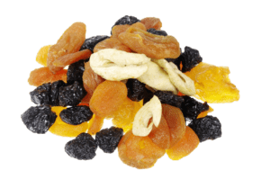 Dried Fruits PNG Transparent Image